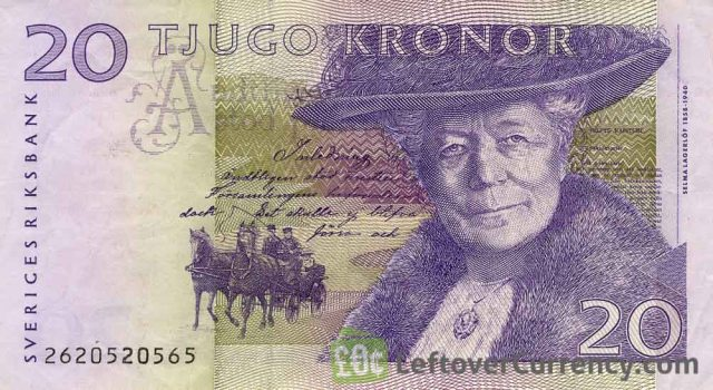 20-swedish-kronor-banknote-selma-lagerlof-obverse-1